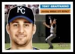 2005 Topps Heritage #174  Tony Graffanino  Front Thumbnail