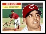 2005 Topps Heritage #76  Eric Milton  Front Thumbnail