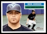 2005 Topps Heritage #41  Reed Johnson  Front Thumbnail