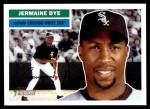 2005 Topps Heritage #249  Jermaine Dye  Front Thumbnail