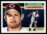 2005 Topps Heritage #207  Austin Kearns  Front Thumbnail