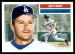 2005 Topps Heritage #332  Jeff Kent  Front Thumbnail