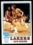 1973 Topps #117  Keith Erickson  Front Thumbnail