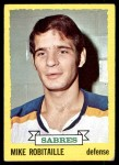 1973 Topps #121  Mike Robitaille   Front Thumbnail