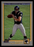 2001 Topps #328  Drew Brees  Front Thumbnail