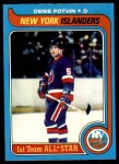 1979 Topps #70  Denis Potvin  Front Thumbnail