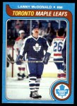 1979 Topps #153  Lanny McDonald  Front Thumbnail