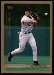 1999 Topps #14  Mike Bordick  Front Thumbnail