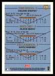 1999 Topps #210  Ryan Anderson / Bruce Chen / Chris Enochs  Back Thumbnail