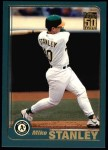 2001 Topps #119  Mike Stanley  Front Thumbnail