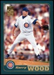 2001 Topps #623  Kerry Wood  Front Thumbnail