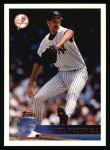1996 Topps #203  Jack McDowell  Front Thumbnail