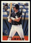 1996 Topps #243  Jeff Liefer  Front Thumbnail