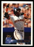 1996 Topps #300  Barry Bonds  Front Thumbnail