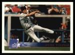 1996 Topps #310  Robin Ventura  Front Thumbnail