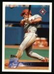 1996 Topps #140  Ivan Rodriguez  Front Thumbnail