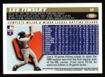 1996 Topps #359  Lee Tinsley  Back Thumbnail