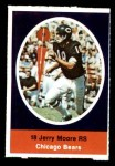 1972 Sunoco Stamps  Jerry Moore  Front Thumbnail