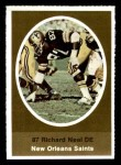 1972 Sunoco Stamps  Richard Neal  Front Thumbnail