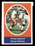 1972 Sunoco Stamps  Paul Smith  Front Thumbnail
