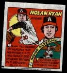 1979 Topps Comics #4  Nolan Ryan  Front Thumbnail
