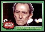 1977 Topps Star Wars #229   Grand Moff Tarkin Front Thumbnail