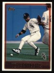 1997 Topps #165  Tony Phillips  Front Thumbnail