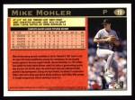 1997 Topps #19  Mike Moer  Back Thumbnail