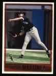 1997 Topps #197  Dave Martinez  Front Thumbnail