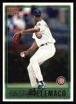 1997 Topps #316  Amaury Telemaco  Front Thumbnail