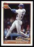 1991 Topps #790  Ken Griffey Jr.  Front Thumbnail
