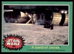 1977 Topps Star Wars #203   A band of Jawas Front Thumbnail