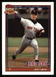 1991 Topps #731  Jeff Gray  Front Thumbnail