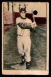 1952 Berk Ross  Bobby Thomson  Front Thumbnail