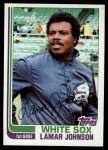 1982 Topps #13  Lamar Johnson  Front Thumbnail