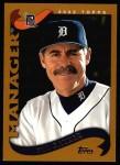 2002 Topps #287  Phil Garner  Front Thumbnail