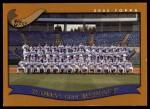2002 Topps #654   Kansas City Royals Front Thumbnail