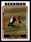 2005 Topps #220  Lance Berkman  Front Thumbnail