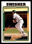 2005 Topps #452  Nick Swisher  Front Thumbnail