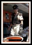 2012 Topps #127  Eli Whiteside  Front Thumbnail