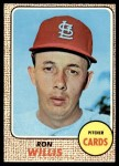 1968 Topps #68  Ron Willis  Front Thumbnail