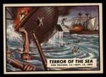 1962 Topps Civil War News #31   Terror of the Sea Front Thumbnail