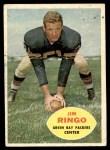1960 Topps #57  Jim Ringo  Front Thumbnail