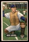 1951 Bowman #202  Mike Guerra  Front Thumbnail
