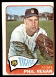 1965 Topps #191  Phil Regan  Front Thumbnail