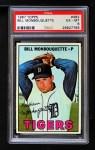 1967 Topps #482  Bill Monbouquette  Front Thumbnail