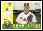 2009 Topps Heritage #103  Brad Lidge  Front Thumbnail
