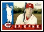 2009 Topps Heritage #45  Jeff Keppinger  Front Thumbnail