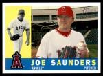 2009 Topps Heritage #78  Joe Saunders  Front Thumbnail