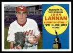 2009 Topps Heritage #324  John Lannan  Front Thumbnail